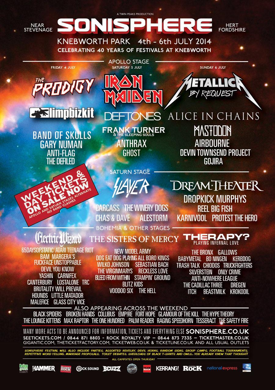 SonisphereFestival UK
